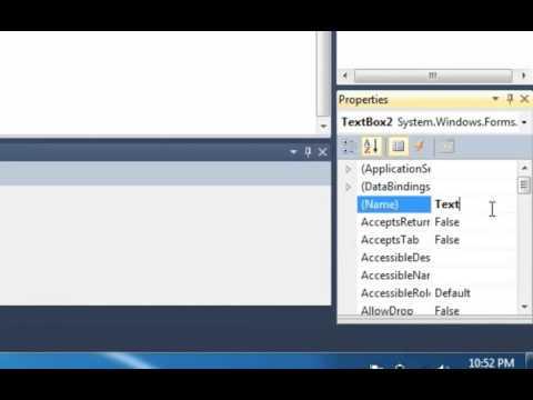 Tutorial CRUD dan Pencarian Data Dengan Database Microsoft Access VB.NET