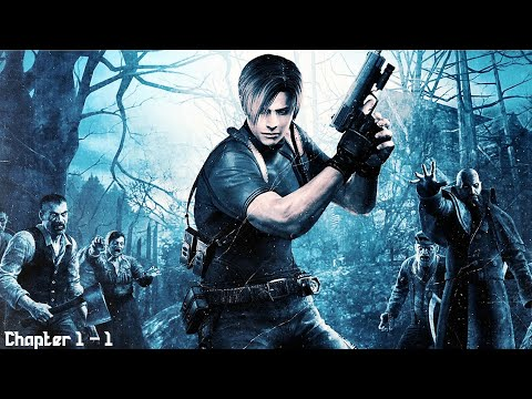 Resident Evil 4 Ultimate HD Edition Chapter 1-1 |