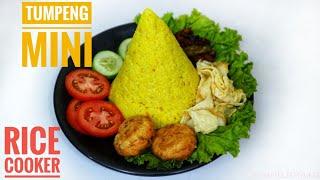 Resep Nasi Kuning Tumpeng Rice Cooker