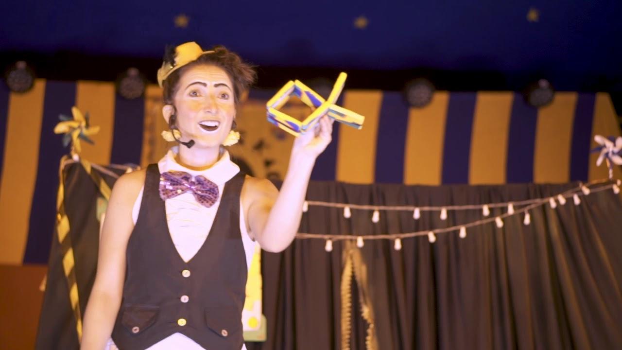Circo dos Brinquedos - Teaser