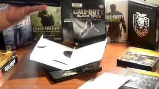 Огляд-розпакування спеціального видання Call of Duty 9: Black Ops 2