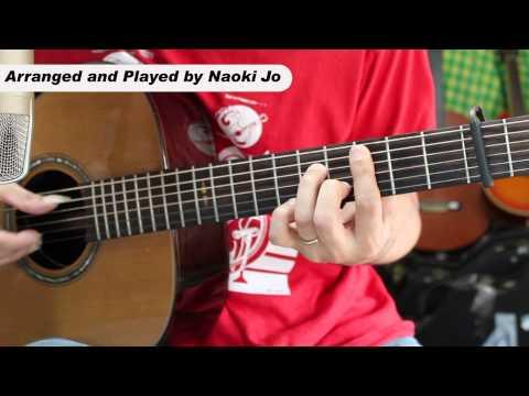 【ソロギター】オリビアを聴きながら(杏里/作詞・作曲:尾崎亜美)【TAB譜あり】【編曲&演奏:城直樹】【Arr. & Ply by Naoki Jo】