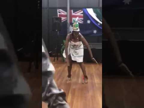 Sierra Leone Culture in Adelaide AU.