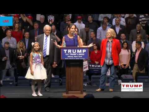 Donald Trump Albany Rally LIVE at Time Union Center, New York Rally 4/11/2016 [FULL SPEECH