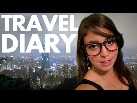 Fresh VEGAN Bakery, Elephant Mountain + Taipei 101 and BDSM Club in Taipei? | Travel Diary #Taiwan