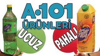 Hangisi En Ucuz? - A101 Ürünleri