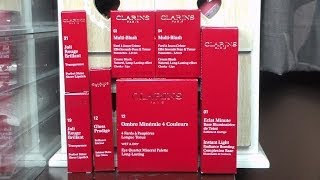 Clarins Spring Opalescence Makeup Collection 2014 Haul | Faobeauty Thumbnail