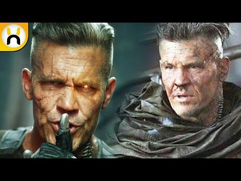 Cable's Convoluted Origin Teased for Deadpool 2