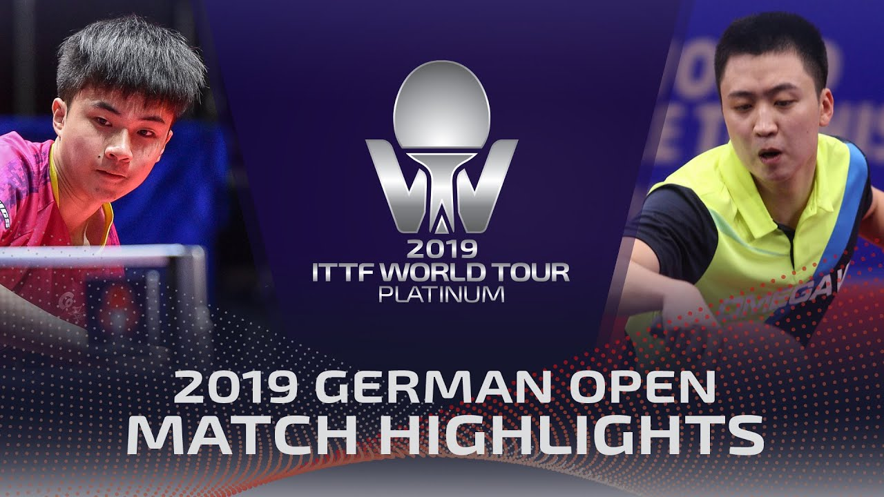 Download Lin Yun-Ju vs Jeoung Youngsik | 2019 ITTF German Open Highlights (R32)