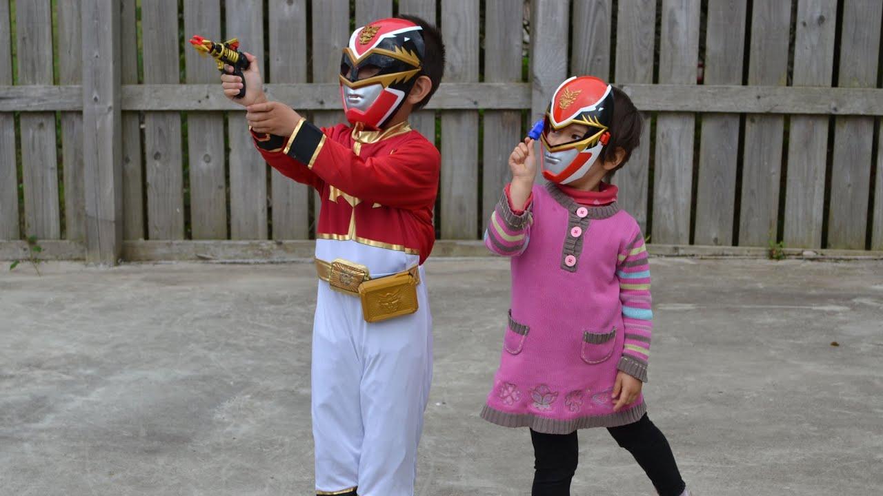 Halloween Power Ranger Costume and Mask for Kids Power ranger