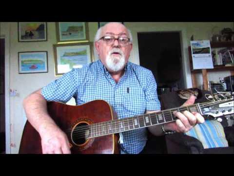 12-string Guitar: Island Of Dreams (Including lyrics and chords)