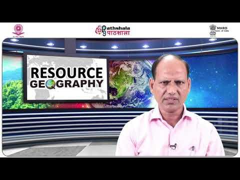 Forest Resource Distribution Livelihood & Scarcity Concerns
