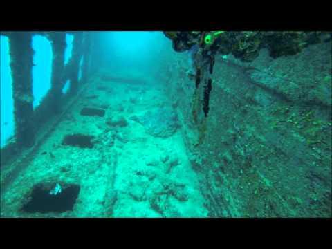 Tokai Maru and SMS Cormoran Dive