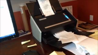 Easy Scanning of Receipts! (Evernote + Scansnap)