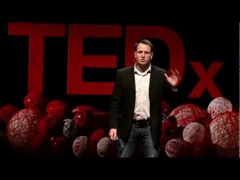 Intentional Serendipity: Corey Ford at TEDxUNC