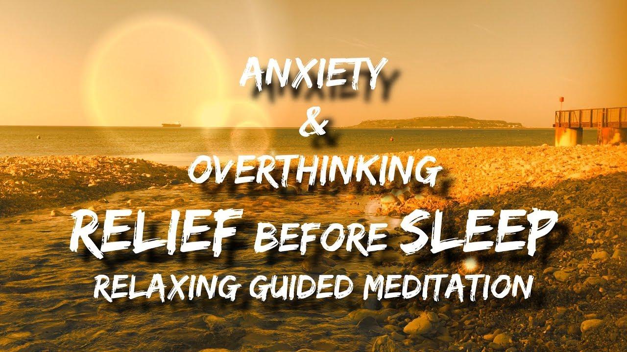 Guided meditation for overthinking | Release inner ...