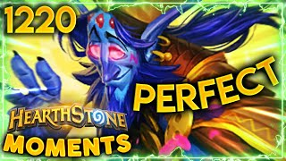 The PERFECT CARD?? INSANELY GOOD New Cards! | Hearthstone Daily Moments Ep.1220