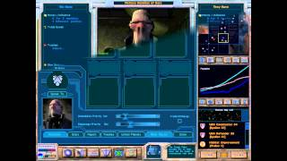 Galactic Civilizations Altarian Prophecy PC 2004 Gameplay