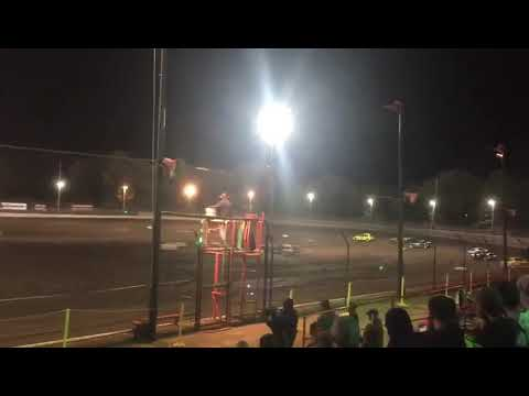 Sycamore Speedway Racing Sept 6, 2019 Compact Heat 1 Race