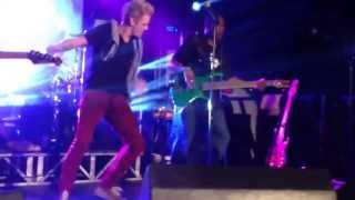 Aaron Carter Breaks It Down @ Club Fever: South Bend, IN. 9-24-2013.