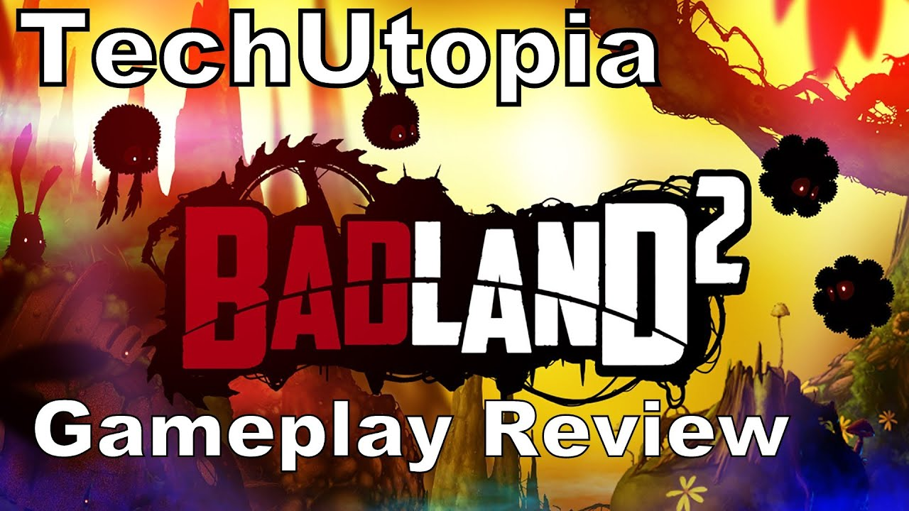 BADLAND 2 Gameplay/Review/Test/Android game by Cheetah Games (2016)Smartphone/Tablet