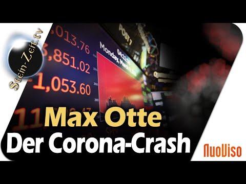 Der Corona-Crash - Max Otte bei SteinZeit