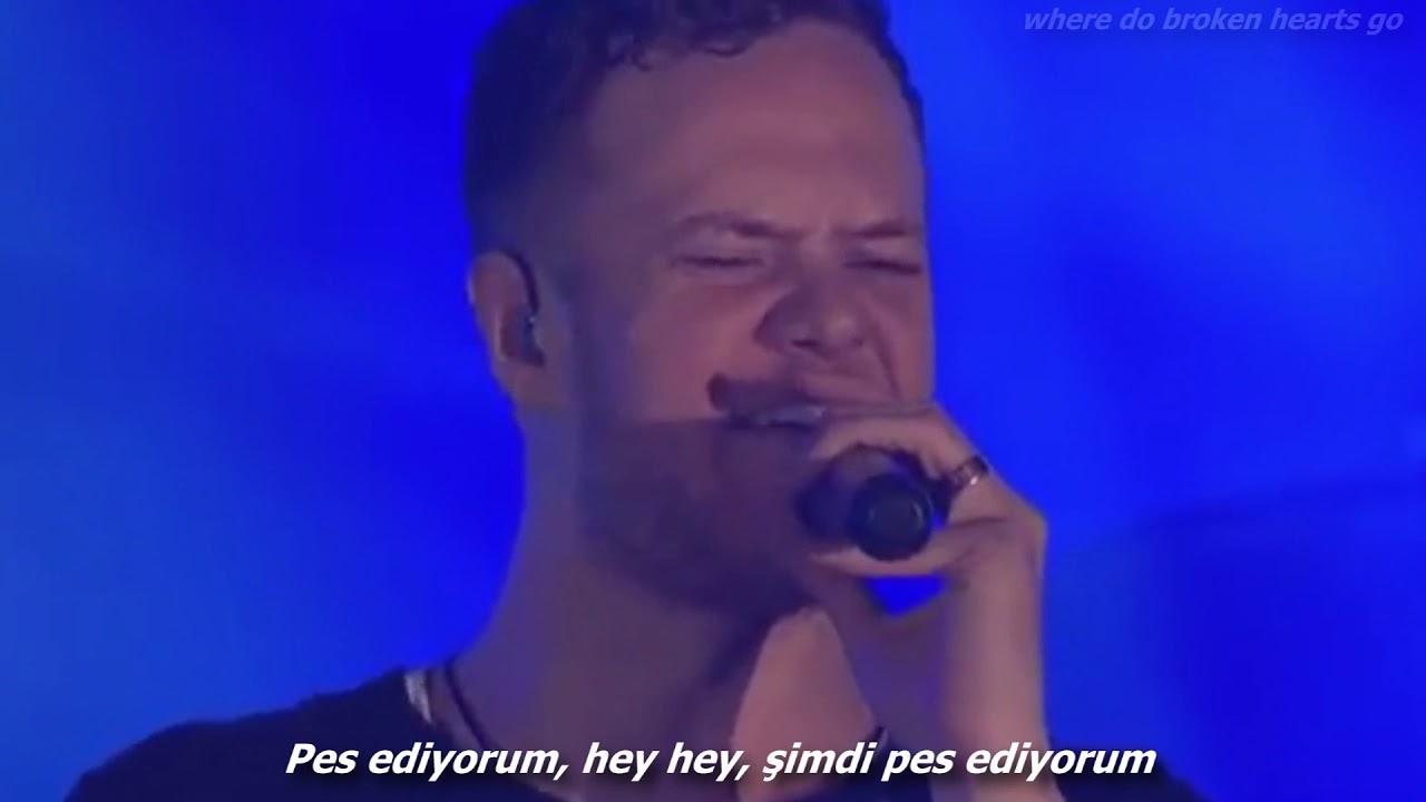 Imagine Dragons // Nothing Left To Say (Türkçe Çeviri)