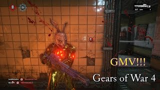 Never Back Down - Nine Lashes Gears of War 4