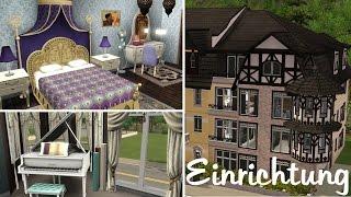 Sims 3 Hausbau - EINRICHTUNG der Altbau-Wohnungen | Violet & Ameen