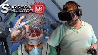 КОСМИЧЕСКАЯ СКОРОСТЬ ОПЕРАЦИЙ  Surgeon Simulator Experience Reality 8