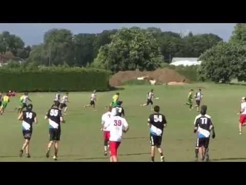 NZ v CZE - WUGC 2016 Open