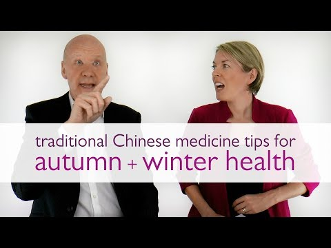 Traditional Chinese Medicine Tips for Autumn + Winter Health and Harmony