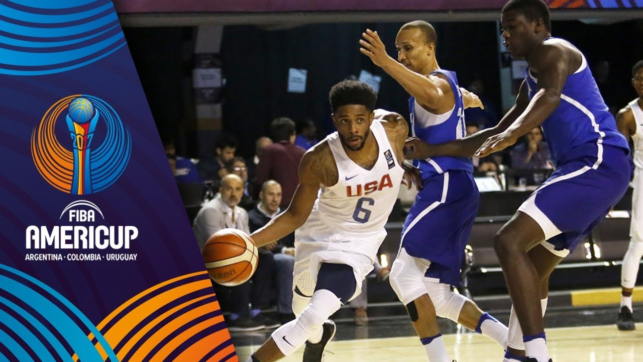 Dominican Republic v USA - Full Game