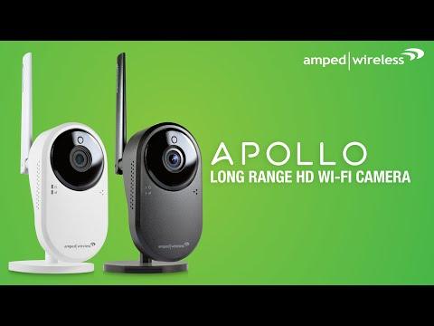 APOLLO Long Range HD Wi-Fi Cam - Apps on Google Play
