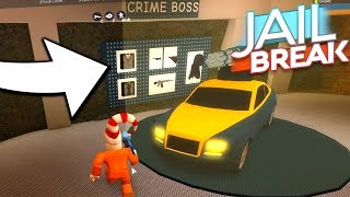 BUYING THE NEW JAILBREAK CRIME BOSS GAME PASS!!!