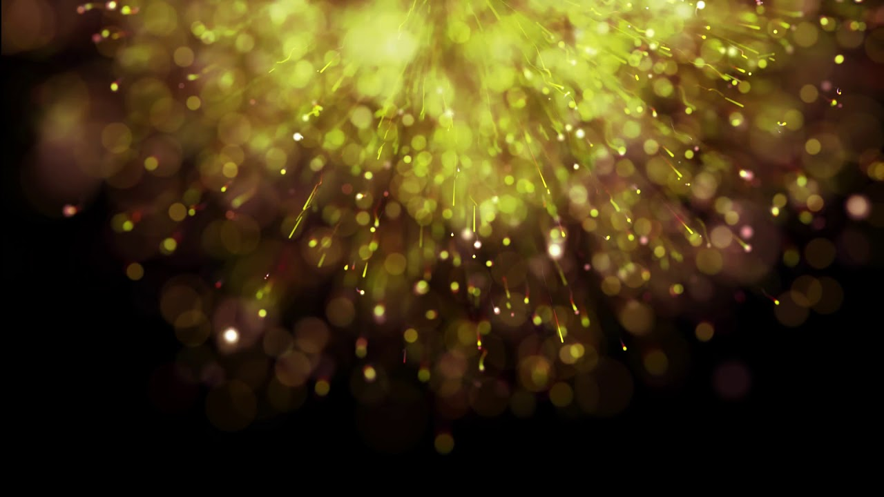 new bokeh particles upper surface animation background