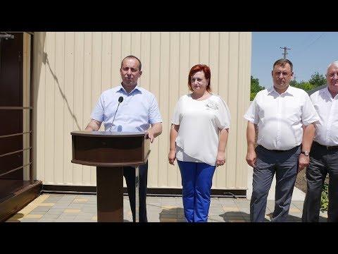 Кореновск. Представители ЗСК объехали Кореновский район.
