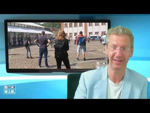 Nachbetrachtung Heidelberg-Demo. Livestream