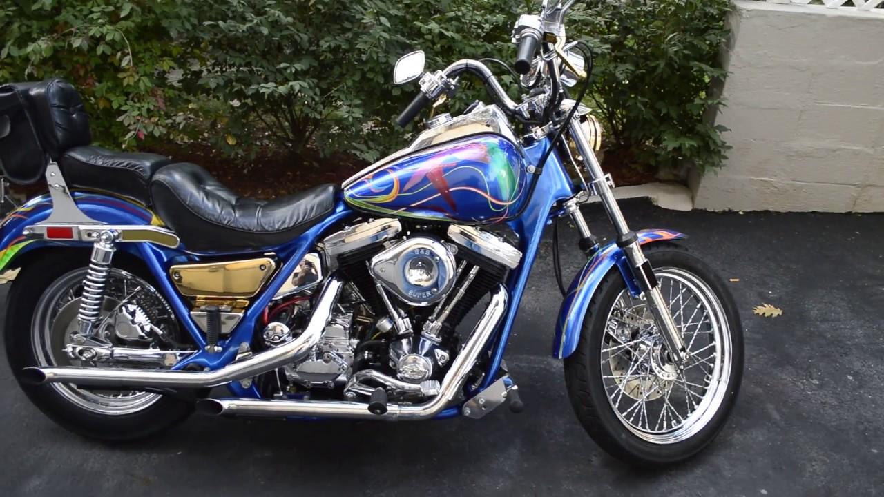 1986 fxr harley davidson youtube rh youtube com 1978 Harley-Davidson FXRS Lowrider 1994 Harley FXR Specs