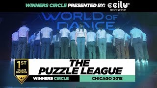 The Puzzle League | 1st Place Team | Winners Circle | World of Dance Chicago 2018 | #WODCHI18