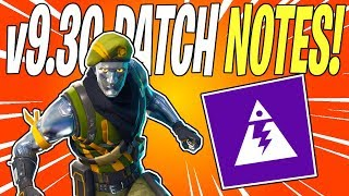 NEW SSD Endurance Gamemode & Chrome Commandos! Update v9.30 Patch Notes | Fortnite Save The World