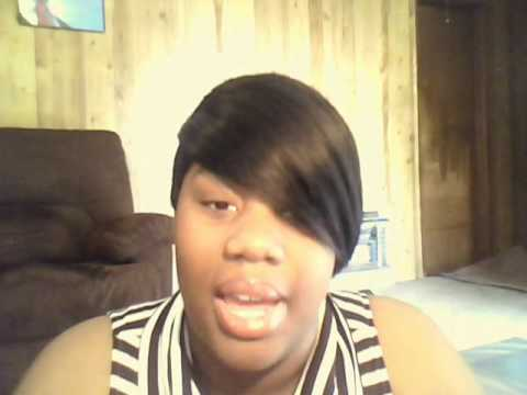 27 Piece Quick Weave W Swoop Bang Youtube