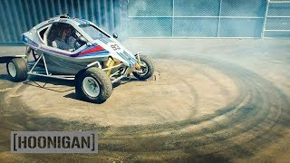 [HOONIGAN] DT 006: Crosskarts are Amazing, and We Can't Have Nice Things!
