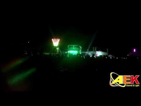 รถแห่เอกซาวด์ งานโชว์เครื่องเสียงรถแห่ชัยภูมิ ครั้งที่ 2  25/09/59 เสียงสดจากกล้อง i6