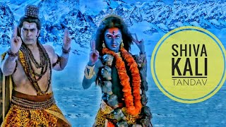 Shiva kali Tandav Song From Devi Adi Parasakti || Sati Death Song || Shiva Parvati Song