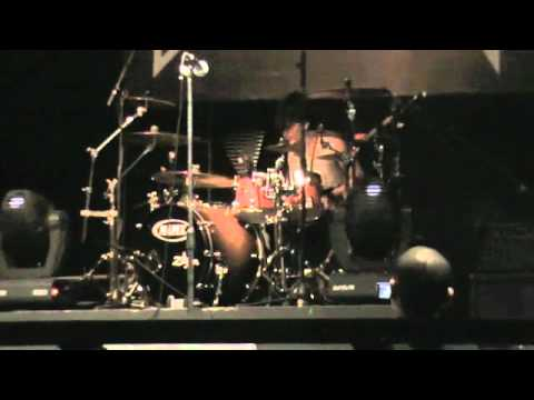 Stereocase - Mr.IQIF Drum Solo  Live @ Java RockingLand 2010