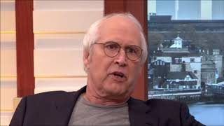 Chevy Chase: Anti-Trump 'Saturday Night Live' Is 'Worst F–king Humor Ever'