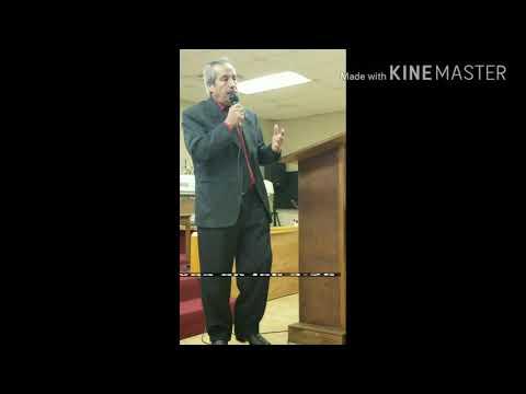 Predicando Pastor Juan Mendoza 10/29/2017 (Job 3:25)
