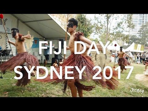 FIJI DAY SYDNEY 2017