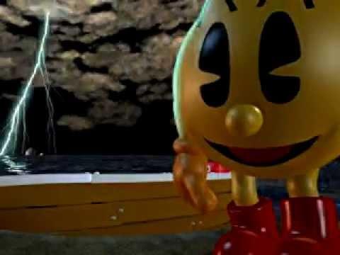 Pac-Man World Opening